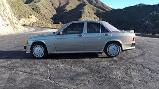 E30 Rival: Mercedes 190E 2.3 16v - One Take by The Smoking Tire