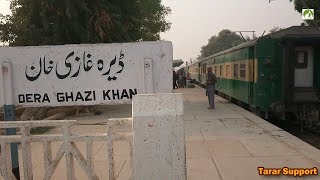Video Traveling Pakistan By Train Dera Ghazi Khan Punjab To Jacobabad Sindh MP3, 3GP, MP4, WEBM, AVI, FLV Desember 2018