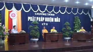 Phat Phap Nhiem Mau 11 - Phat Tu Cat Tuong