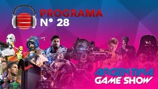 Punto.Gaming! TV S04E28 en VIVO - Especial Argentina Game Show
