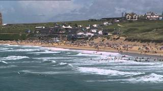 Newquay United Kingdom  city photos gallery : Newquay, Cornwall, UK - Visit Britain - Unravel Travel TV