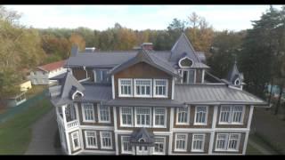 Здания и сооружения - робокам.рф - примерные траектории съёмки