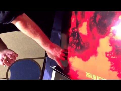 James Debello explains pancakes scene and Cabin Fever remake.