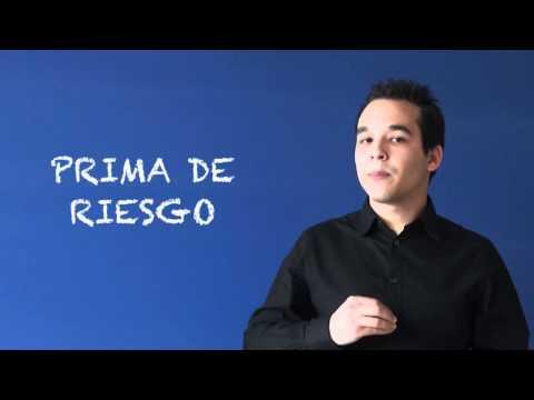 Video of La prima de riesgo española