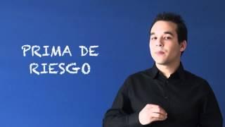 Video de Youtube de La prima de riesgo española