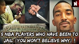 Video 5 NBA Players Who Have Been To Jail: You Won't Believe Why! MP3, 3GP, MP4, WEBM, AVI, FLV April 2019