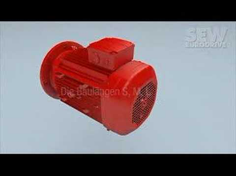 Geared Motors | DR Series Video Image
