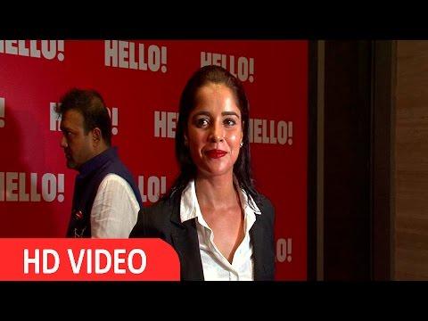 Piaa Bajpai At Launch Of Hello Magazine