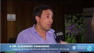Programa nacional de atención integrada del paciente crítico y posible donante – Dr. Alejandro Yanko