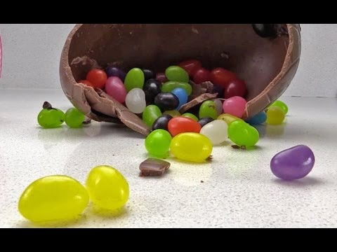 How to make Easter Eggs 8 Fun Chocolate Eggs HOW TO COOK THAT Ann Reardon