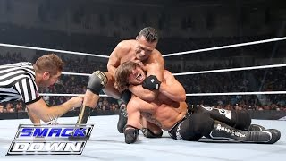 Nonton Aj Styles Vs  Alberto Del Rio  Smackdown  14  April 2016 Film Subtitle Indonesia Streaming Movie Download