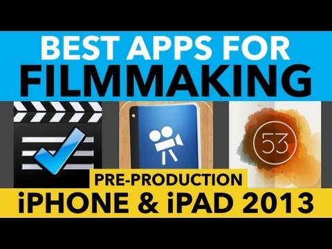 cinemek - Epic Tutorials presents the best filmmaking apps for pre-production on the iPhone and iPad in 2013. In this three part series we show you how to transform yo...