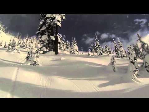 Dave Norona - Ski-Doo - Powder Playground
