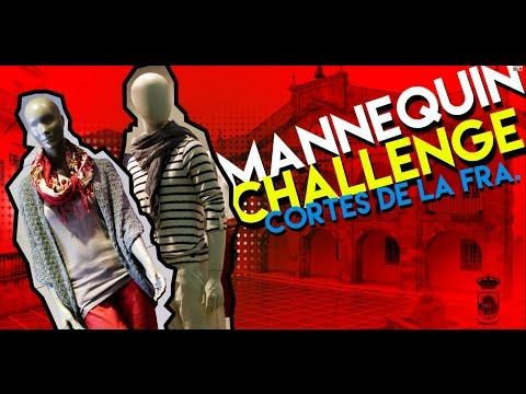 Mannequin Challenge - Cortes de la Frontera