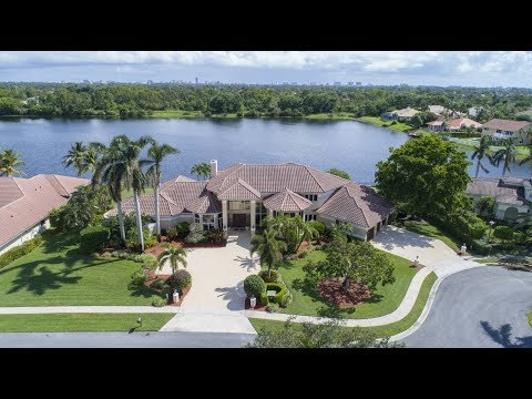 Luxury Homes | Estate Virtual Tour | 1662 Southwest 19th Avenue Boca Raton, Florida