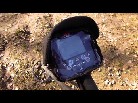 Metal detecting review of my new CTX 3030 Pro-tectors covers