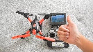 Video SKY HAWKEYE Drone Murah 550 Ribuan Dapet Kamera Dan Monitor :D MP3, 3GP, MP4, WEBM, AVI, FLV September 2018