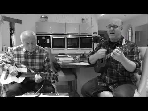 'Can't Help Falling in Love' - Elvis Presley Ukulele Cover - Jez Quayle & John Mitchell