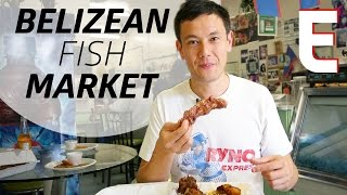 Visit LA's Belizean Fish Market for Whole Fried Fish and Plantains—Dining on a Dime by Eater