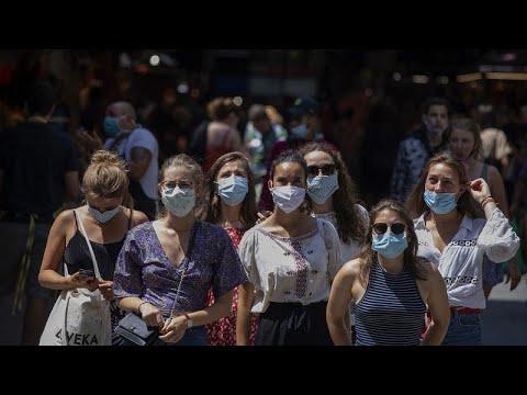 COVID-19: Ημερήσιο ρεκόρ κρουσμάτων στις ΗΠΑ – Δραματική η κατάσταση στη Λατινική Αμερική…