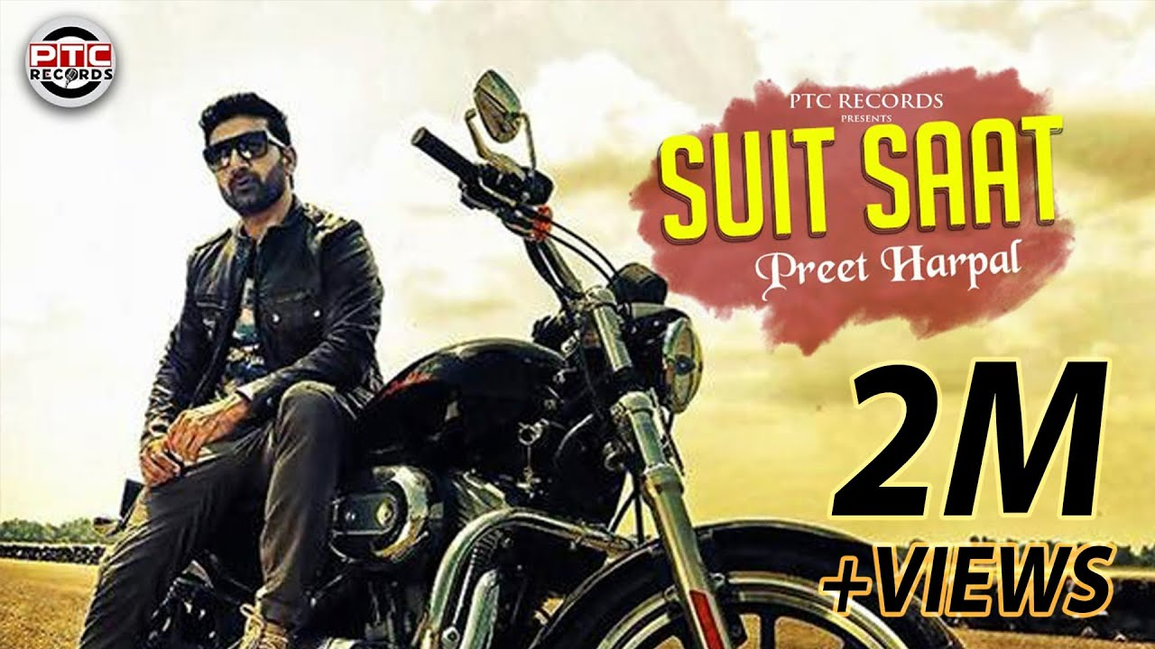 Suit Saat Full Official Video Song By Preet Harpal