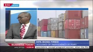 Business Today 10th February 2016 [Part 1]-KPA Boss fired