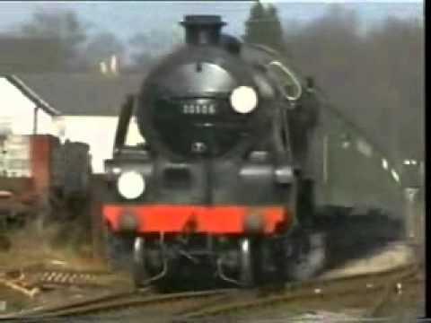 Como son y como se conducen las locomotoras a vapor