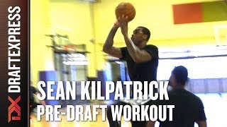 Sean Kilpatrick Pre-Draft Workout and Interview with DraftExpress