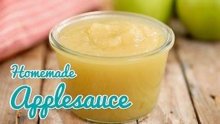 How to Make Homemade Applesauce - Gemma's Bold Baking Basics Ep 28 by Gemma's Bigger Bolder Baking