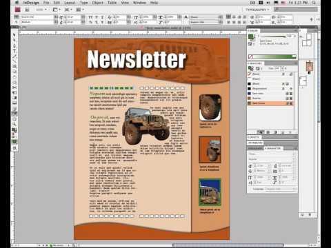InDesign Eyedropper Tutorial - PGprint.com