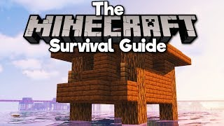 Starting a Witch Farm! • The Minecraft Survival Guide (Tutorial Lets Play) [Part 178]