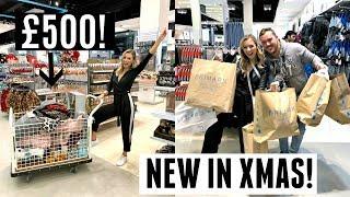 Video NEW IN PRIMARK CHRISTMAS 2018 / I SPENT £500!! MP3, 3GP, MP4, WEBM, AVI, FLV November 2018