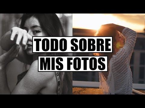 LO QUE NO SE PUEDE EXPRESAR EN UNA FOTO | Maquillajes, Trucos, Edición | Miriam Sancho (видео)