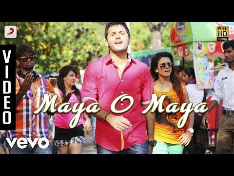 Courier Boy Kalyan - Maya O Maya Video | Nitin, Yami Gautam