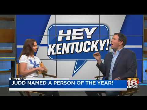 Judd Named A Person Of The Year!