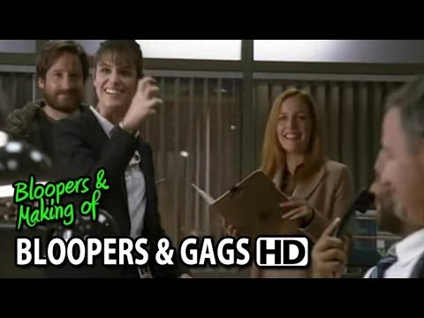 The X Files: I Want to Believe (2008) Bloopers, Gag Reel & Outtakes (Part1/2)