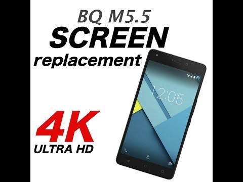 BQ M5.5 Screen replacement