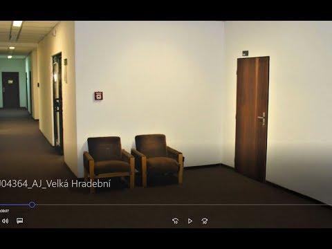 Prohlídka kancelářských prostor, Ústí nad Labem - centrum