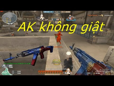 [ Bình Luận CF ] AK-12 Empire - Tiền Zombie v4 - Thời lượng: 10:06.