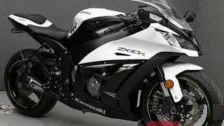 3. 2014  KAWASAKI  ZX10R NINJA 1000  - National Powersports Distributors