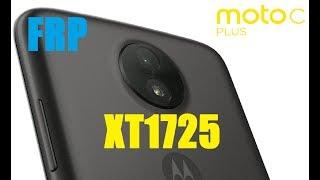 XT1725 FRP Moto C Como Eliminar Cuenta Google 2017 OCTUBRE NOUGAT 7.0 Solución