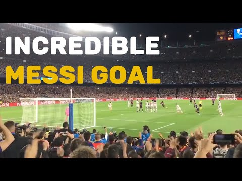 Messi Freekick Goal vs Liverpool ||  From Every Angle | Fan Reactions - Thời lượng: 3:37.