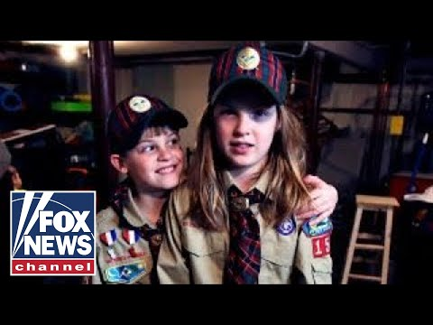 Boy Scouts to change name in appeal to girls