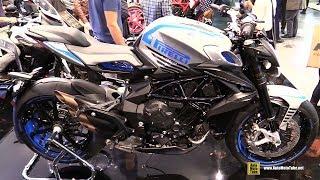 5. 2018 MV Agusta Brutale RR Pirelli - Walkaround - 2017 EICMA Milan