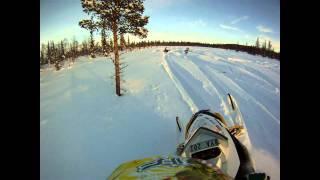10. Ski Doo MXZ X RS 800  10  GoPro HD