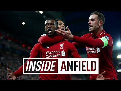 Inside Anfield: Liverpool 4-0 Barcelona | THE GREATEST EVER CHAMPIONS LEAGUE COMEBACK