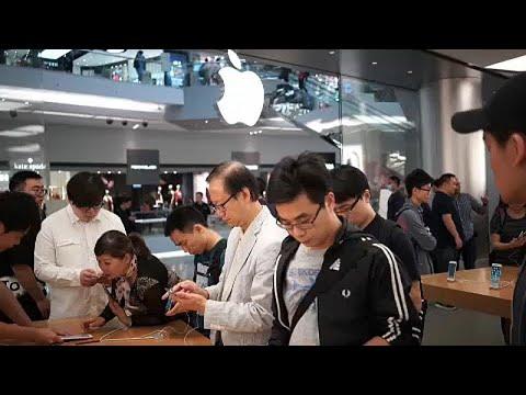 Apple: Μείωσε τις προβλέψεις της για το τελευταίο τρίμηνο του 2018…