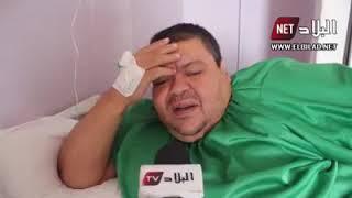 الممثل محمد بوخديمي (بنيبن) يعالج بمستشفى أول نوفمبر بوهران من مرض السمنة المفرطة