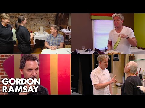 The Funniest Moments On Kitchen Nightmares - Thời lượng: 11 phút.