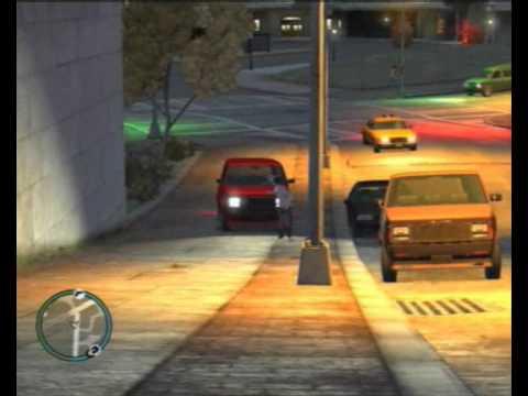 GTA 4 - Playing Everywhere